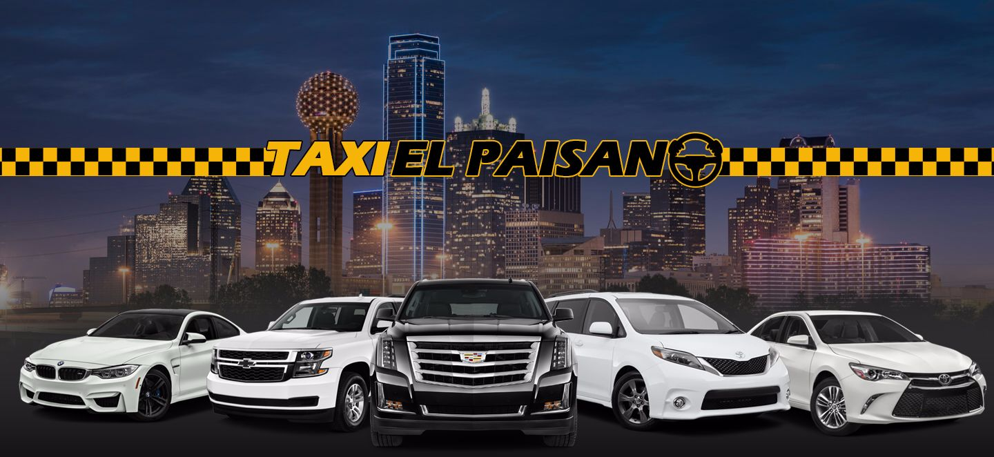 Taxi en Dallas TX